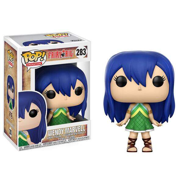 Funko Pop - Wendy Marvell - Anime Fairy Tail