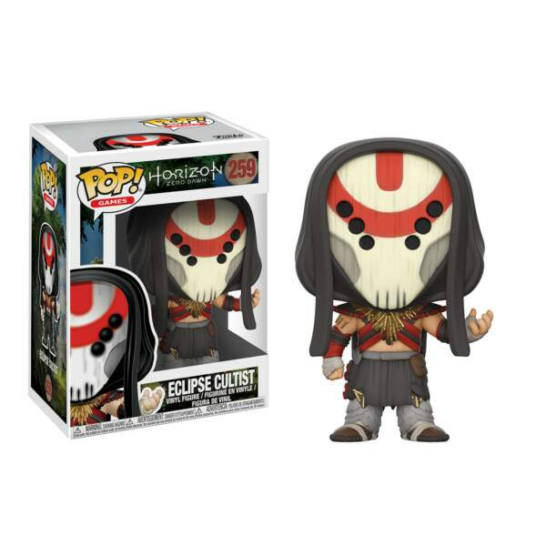 Funko Pop - Eclipse Cultist - Game Horizon Zero Dawn