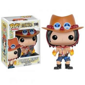 Funko Pop - Portgas DAce - Anime One Piece