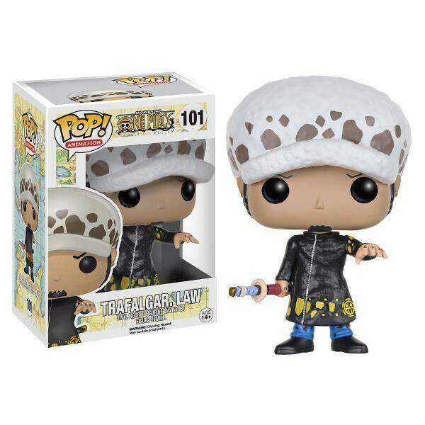 Funko Pop - Trafalgar Law - Anime One Piece
