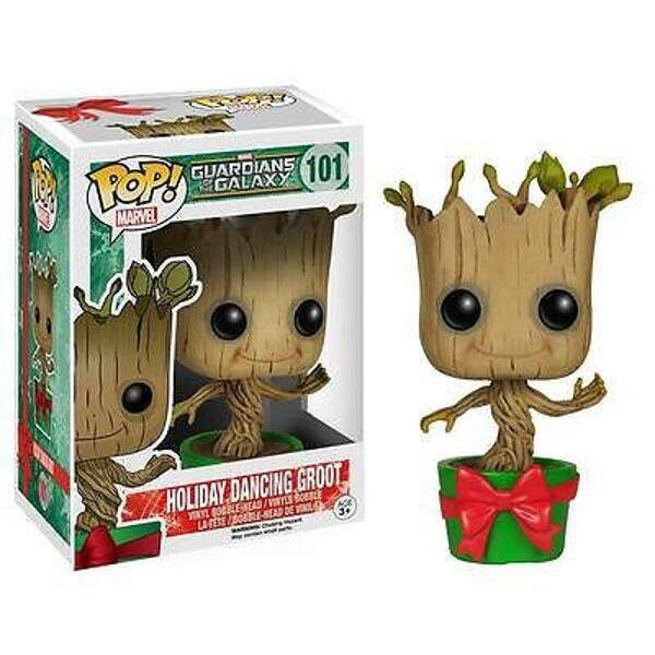 Funko Pop - Groot Natal - Marvel