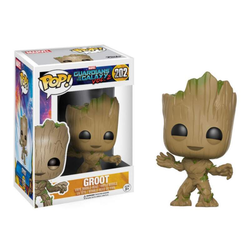 Funko Pop - Groot número 202 - Marvel