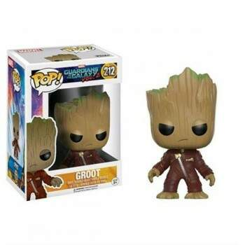 Funko Pop - Groot número 212 - Marvel