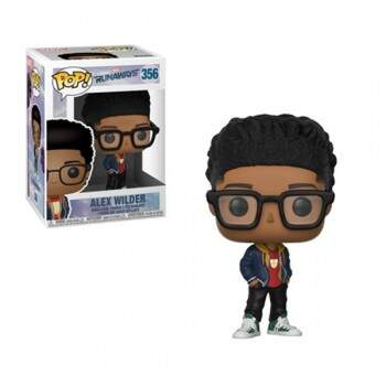 Funko Pop - Alex Wilder - Runaways - Marvel
