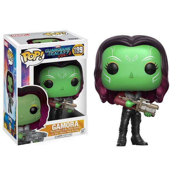 Funko Pop - Gamora - Marvel