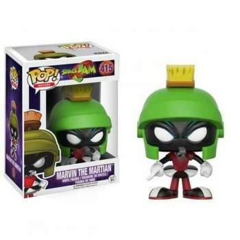 Funko Pop - Marvin - Filme Space Jam