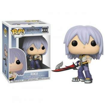 Funko Pop - Riku - Game Kingdom Hearts