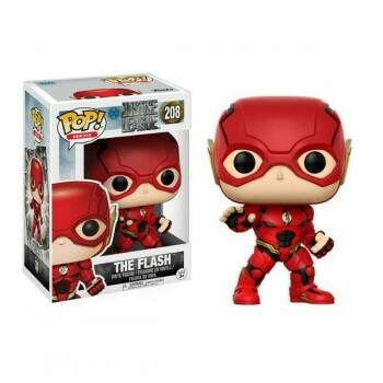 Funko Pop - The Flash - Filme Liga da Justiça