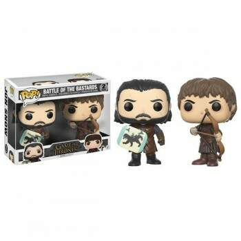 Funko Pop - Pack Jon Snow e Ramsay Bolton - Game of Thrones