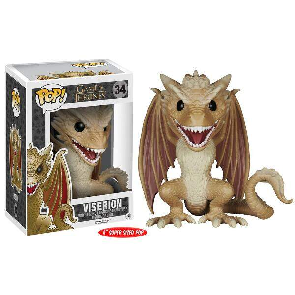 Funko Pop - Viserion - Game of Thrones