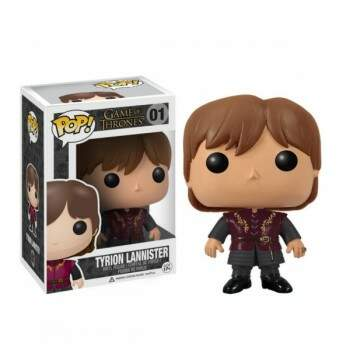 Funko Pop - Tyrion Lannister número 01 - Game of Thrones