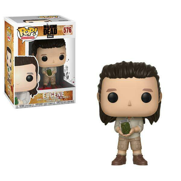 Funko Pop - Eugene - Série The Walking Dead