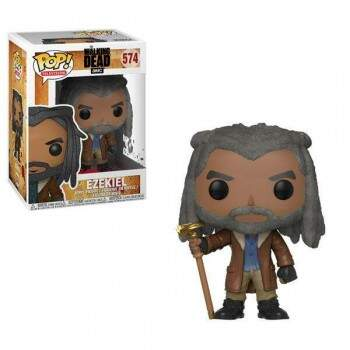 Funko Pop - Ezekiel - Série The Walking Dead