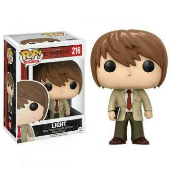 Funko Pop - Light - anime Death Note