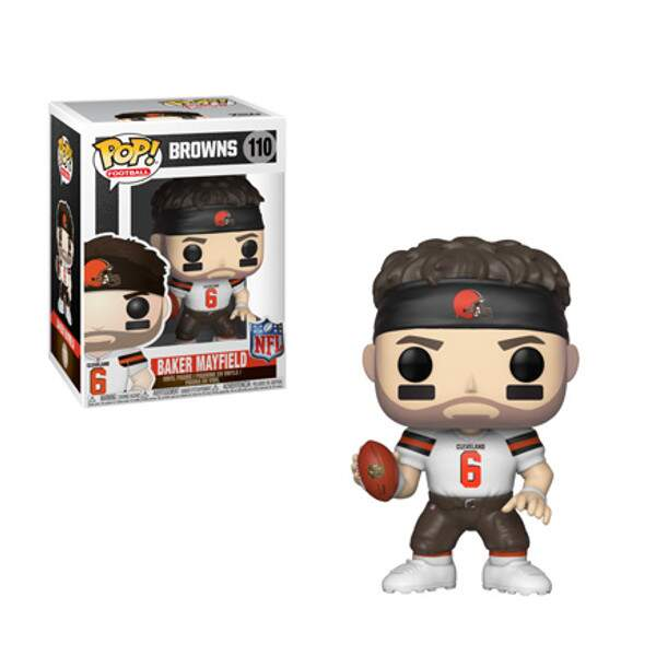 Funko Pop - Baker Mayfield - Cleveland Browns
