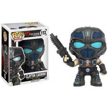 Funko Pop - Clayton Carmine  - Game Gears of War