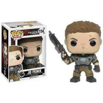 Funko Pop - J D Fenix  - Game Gears of War