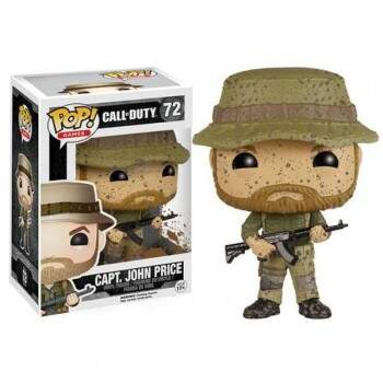 Funko Pop - Capt. John Price  - Game Call of Dutty