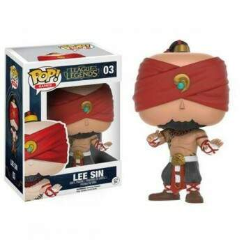 Funko Pop - Lee Sin - Game League of Legends