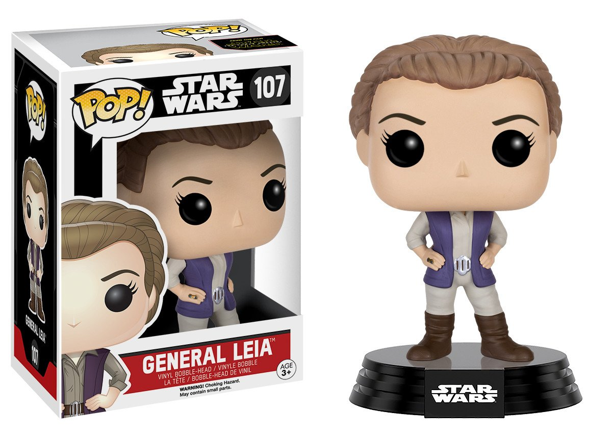 Funko Pop! Star Wars - General Leia