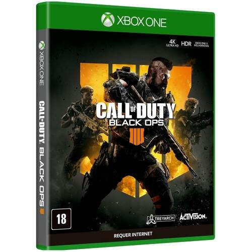 Game Call of Duty Black Ops IV Xbox One