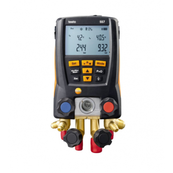 TESTo 557 - Manifold digital 557 Kit C/mangueira