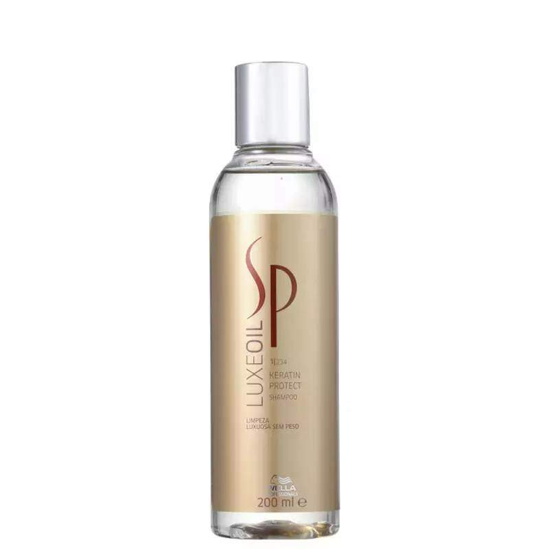 SP System Professional Luxe Oil Keratin Protect - Shampoo 200ml