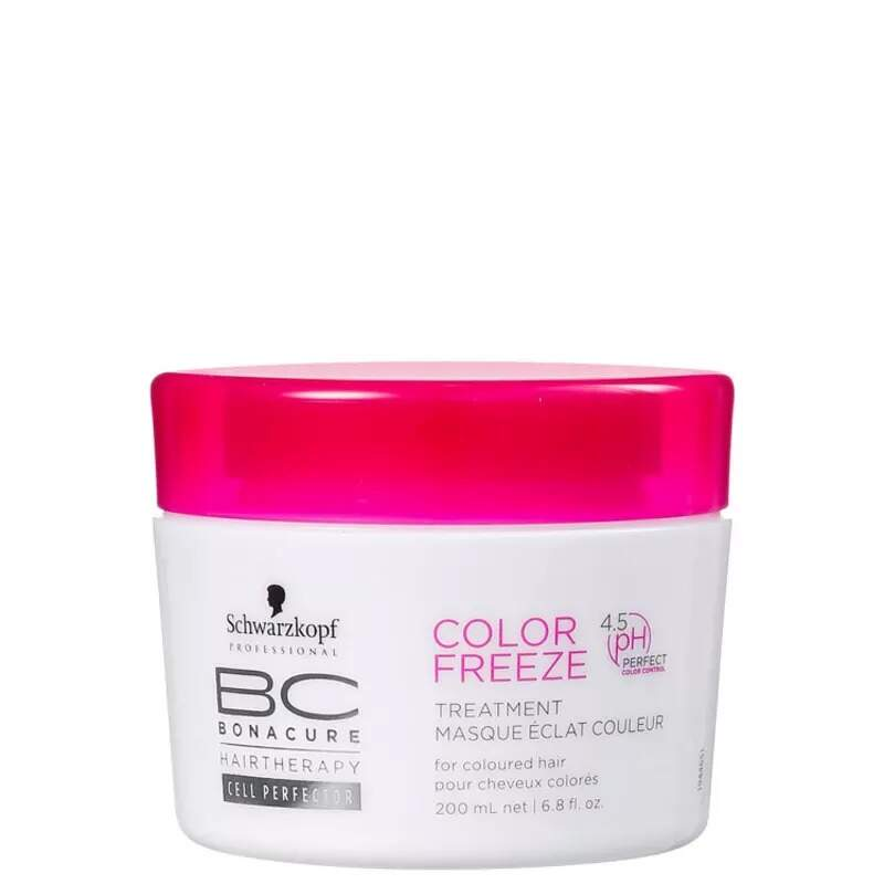 Schwarzkopf Bonacure Color Freeze - Máscara 200ml