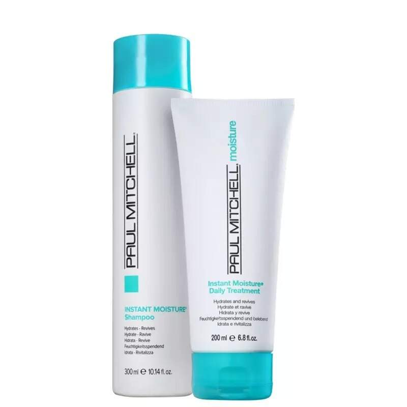 Paul Mitchell Kit Moisture Instant Daily Duo (2 Produtos)