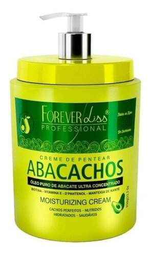 Forever Liss Leave-in Abacachos Óleo de Abacate 950g