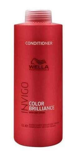 Wella Condicionador Brilliance 1000ml