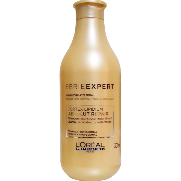 Shampoo Serie Expert Absolut Repair Cortex Lipidium 300ML - Loréal Professionnel