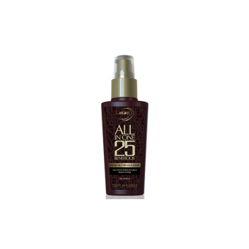All In One 25 Benefícios 120ml - Lacan