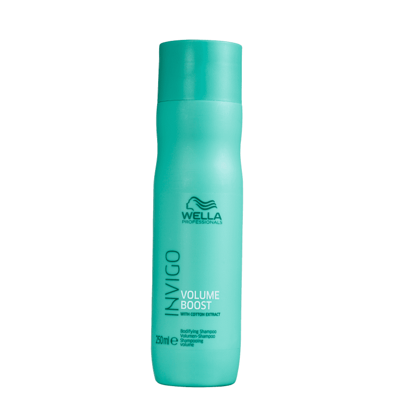 Shampoo Invigo Volume Boost 250ML - Wella