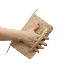 Clutch Firenze Nude