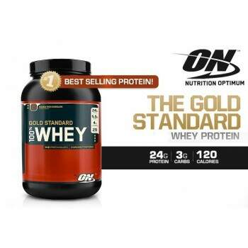 100 % Whey Gold - 900 gramas - Optimum Nutrition