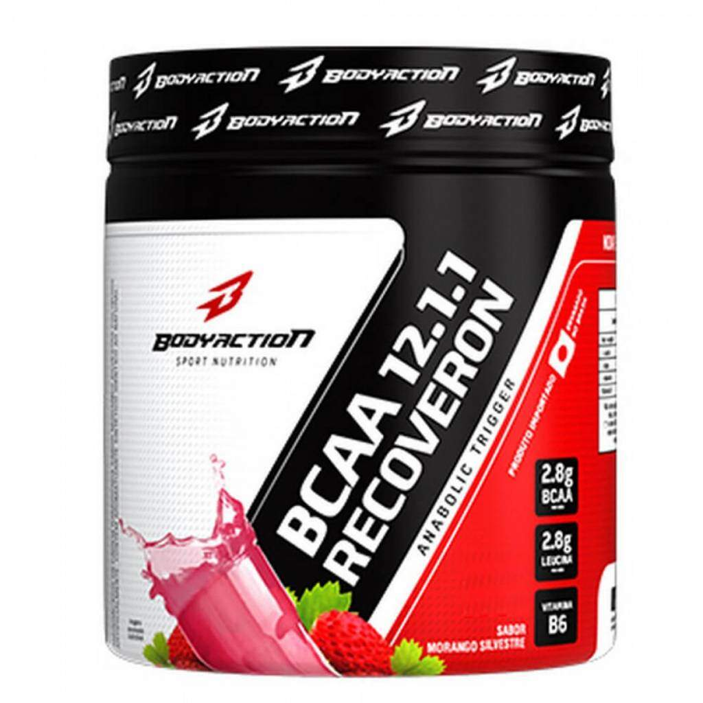 BCAA 12.1.1 recoveron body action 100G