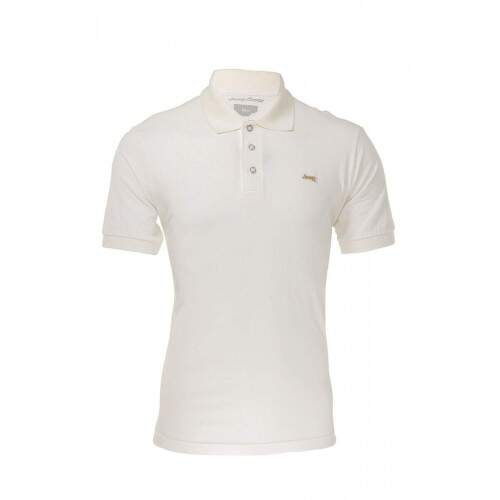 Camisa Polo Jeep Classic Offwhrite