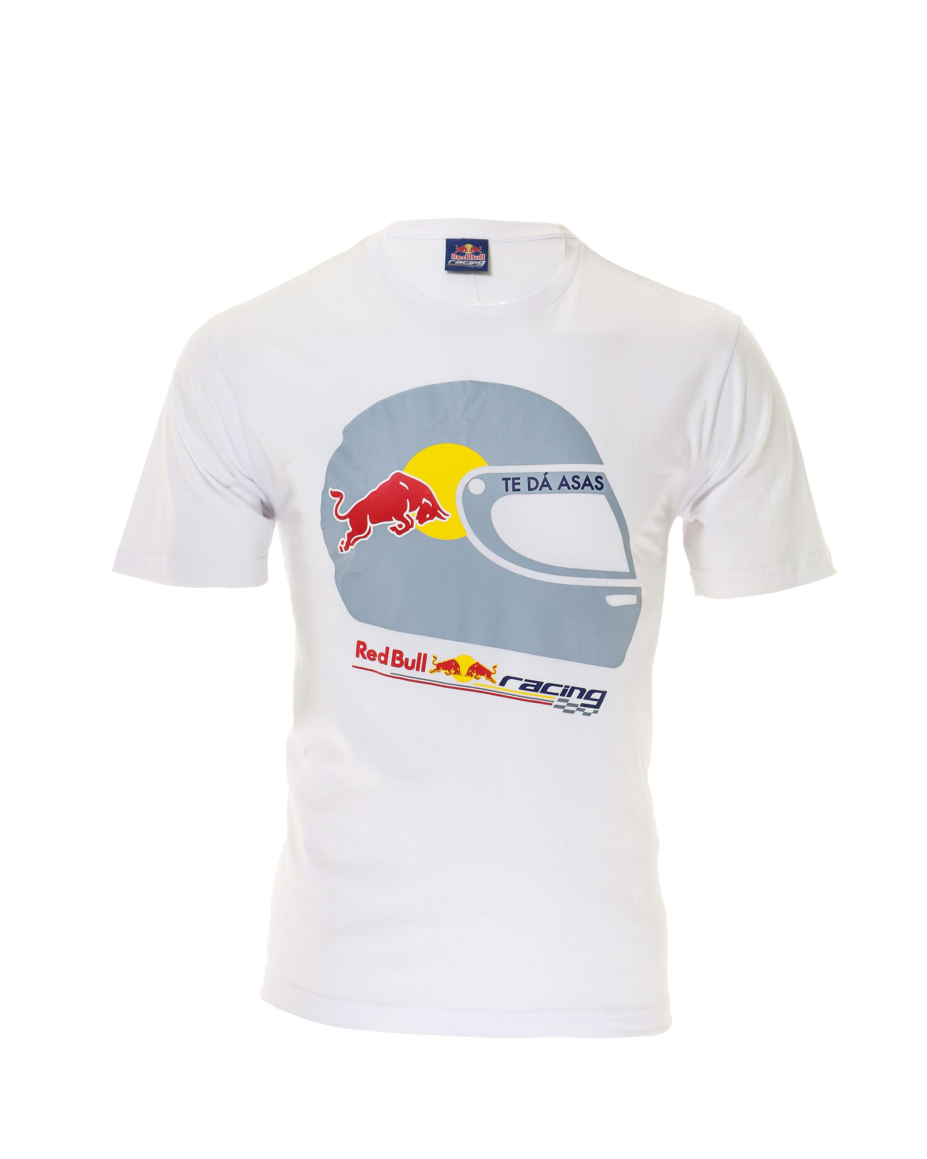 Camiseta Red Bull Racing Branca