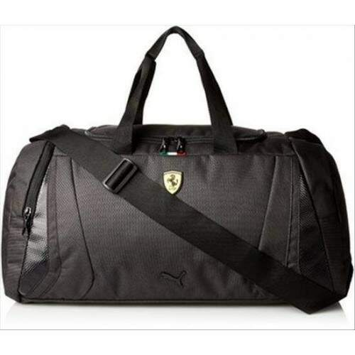 Mala Ferrari Medium Team Bag Preta