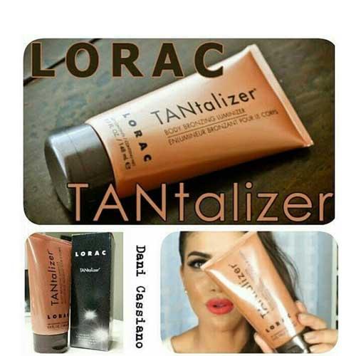 LORAC TANtalizer Body Bronzing Luminizer 148ml