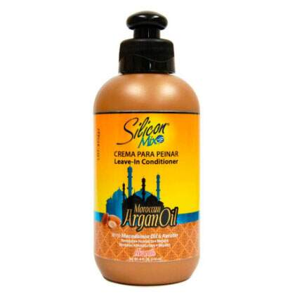 Leave-in Silicon Mix Argan Oil Moroccan 236ml