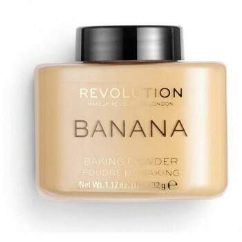 Pó Translucido Luxury Banana Powder Makeup Revolution 42g