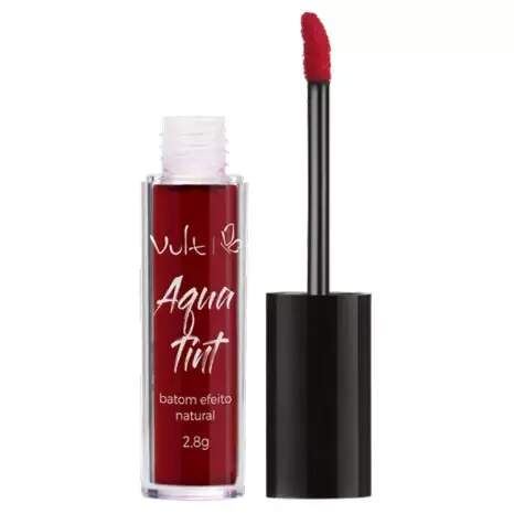 Lip Tint Aquatint Aqua Red Vult - 2,8g