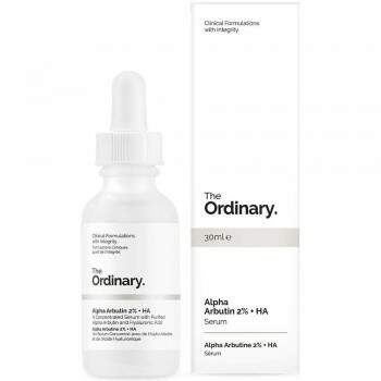 Alpha Arbutin 2% + HA 30ml The Ordinary