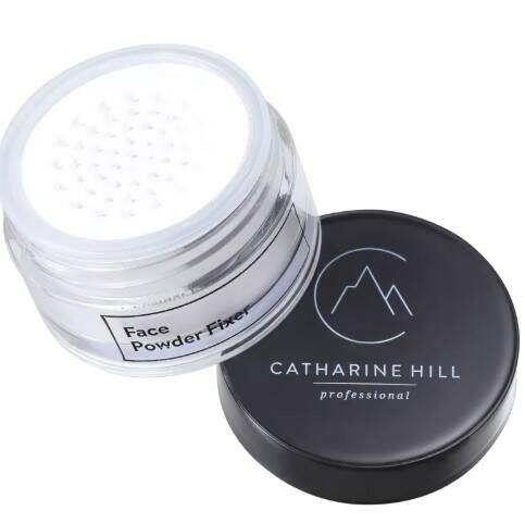 Face Powder Fixer Branco - Pó Solto Natural 20g Catharine Hill
