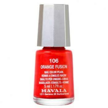 Esmalte Mavala Mini Colours Orange Fusion - 5ml