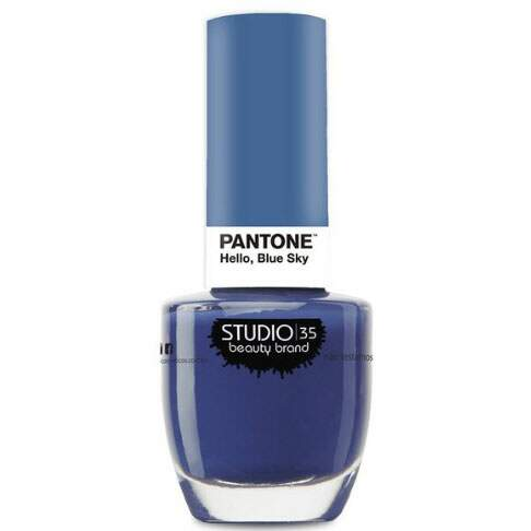 Esmalte Studio 35 Pantone Hello Blue Sky - 9ml