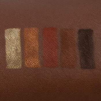 Paleta de Sombras T15 - Palette 5 Cores - Make Up Atelier Paris