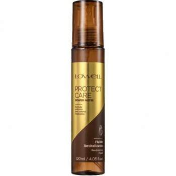 Fluído Revitalizante Lowell Protect Care Power Nutri 120ml